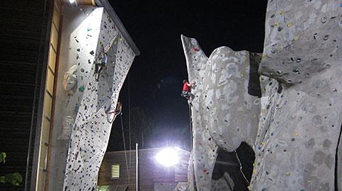 Klettersteigset Dav : Dav kletterzentrum stuttgart alpenverein